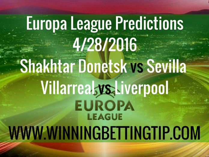 eurpa league predictions thursday
