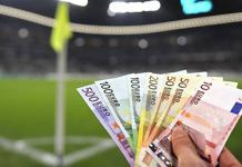 football betting ticket