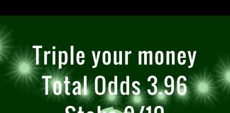 football betting tips sunday