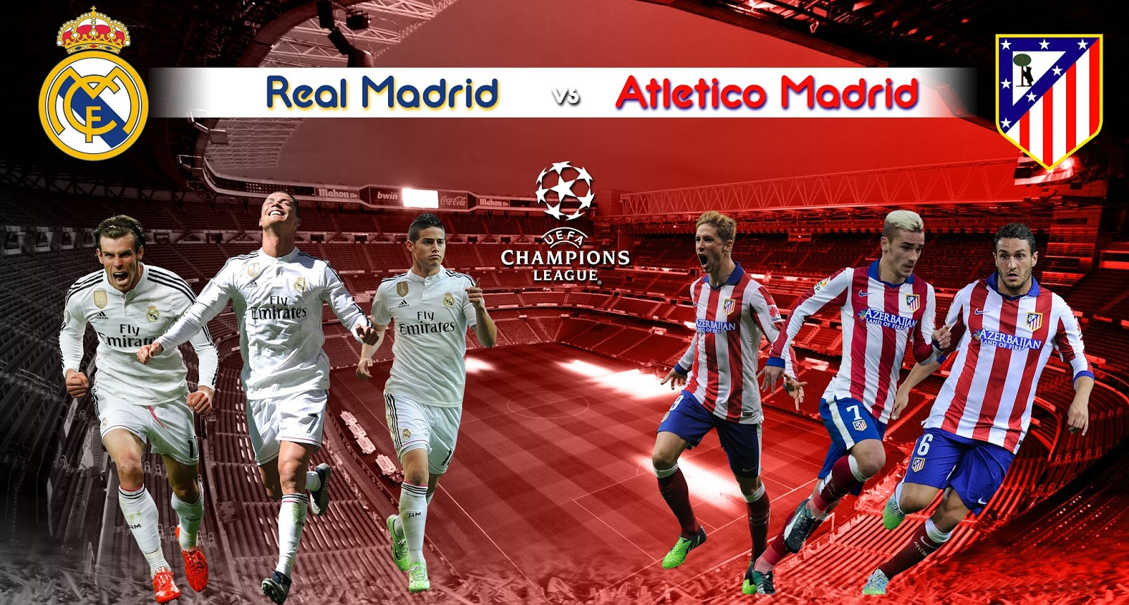 Betting Predictions for Champions League Final   Real vs