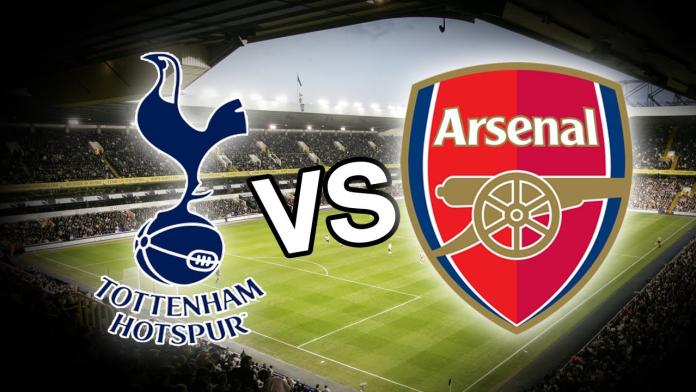 tottenham vs arsenal sunday betting