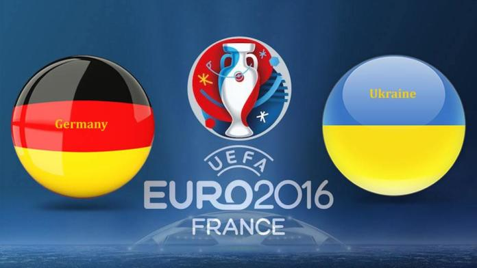 germany vs ukraine euro 2016 predictions