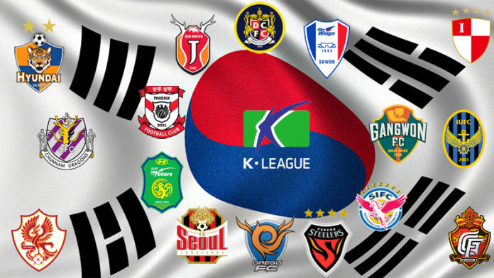 south korea K-league free football tips