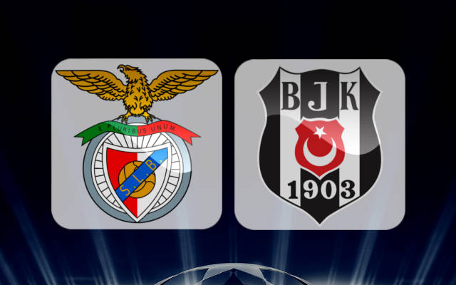 benfica vs besiktas betting tips