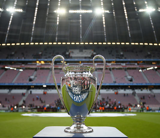 football today champions league