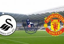swansea city vs manchester united