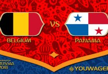 world cup 2018 belgium vs panama predictions