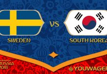 world cup 2018 sweden vs north korea