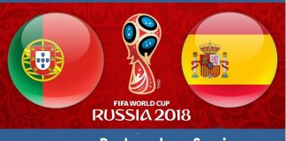 world cup 2018 portugal vs spain predictions