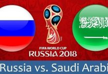 world cup opening russia vs saudi arabia